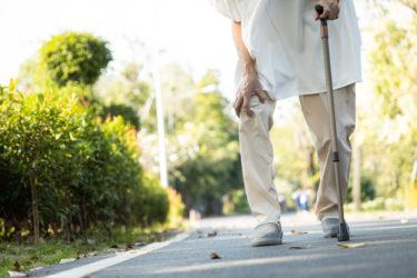 症例ー原因不明の歩行障害